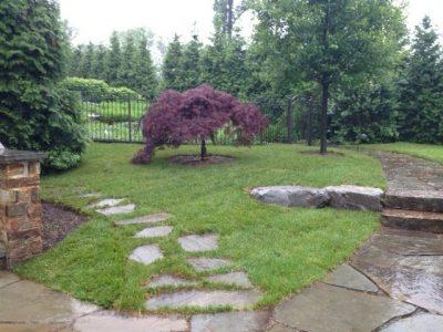 Pennsylvania_Turf_Stone_Path_Landscaping